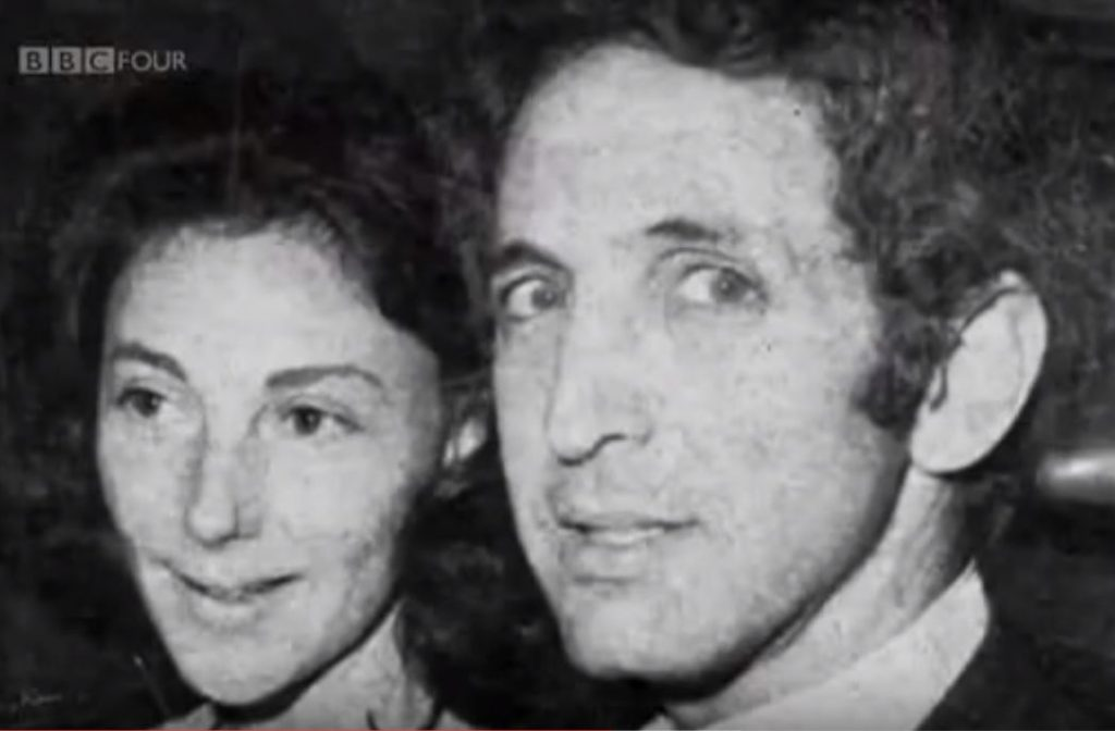 Military analyst Daniel Ellsberg speaks to the media