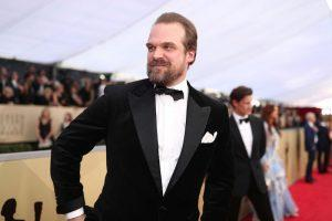 Every Time David Harbour's Social Media Was the Best Thing Ever