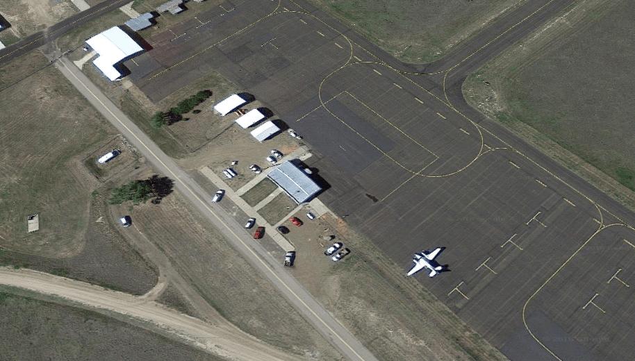 Dawson Community Airport
