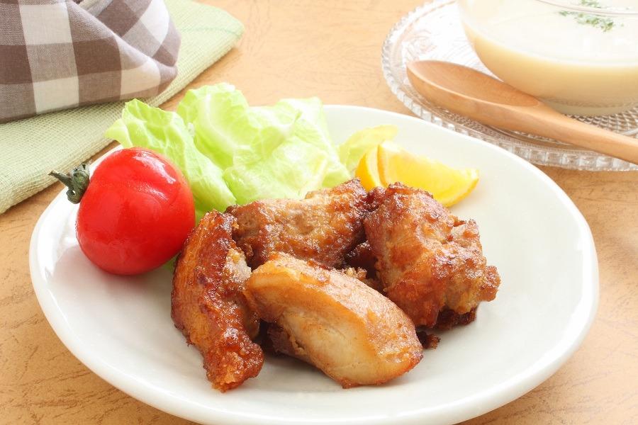 Cold fried chicken