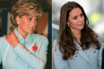 Every Time Kate Middleton's Style Flawlessly Emulated Princess Diana's