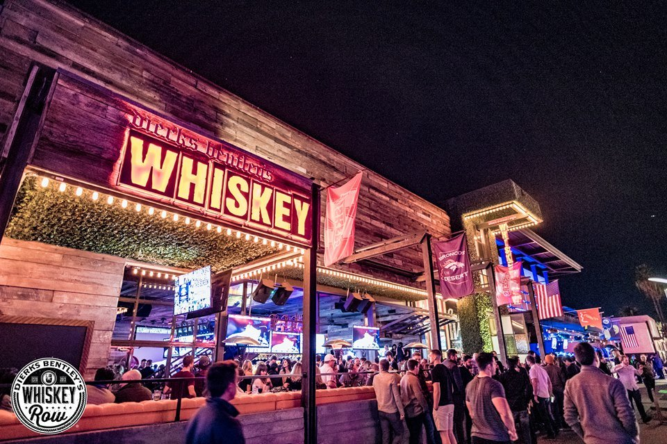 Dierks Whiskey Row