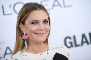 Drew Barrymore Always Keeps This Product in Her Makeup Bag for Glowing Skin