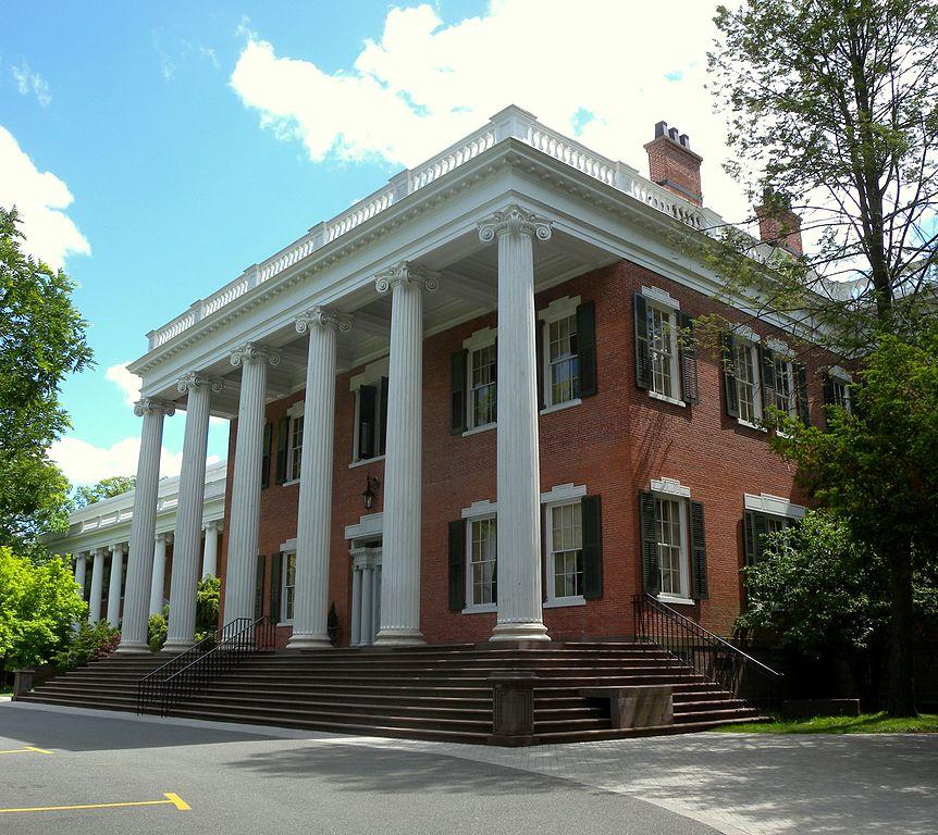 Drew University Mead Hall