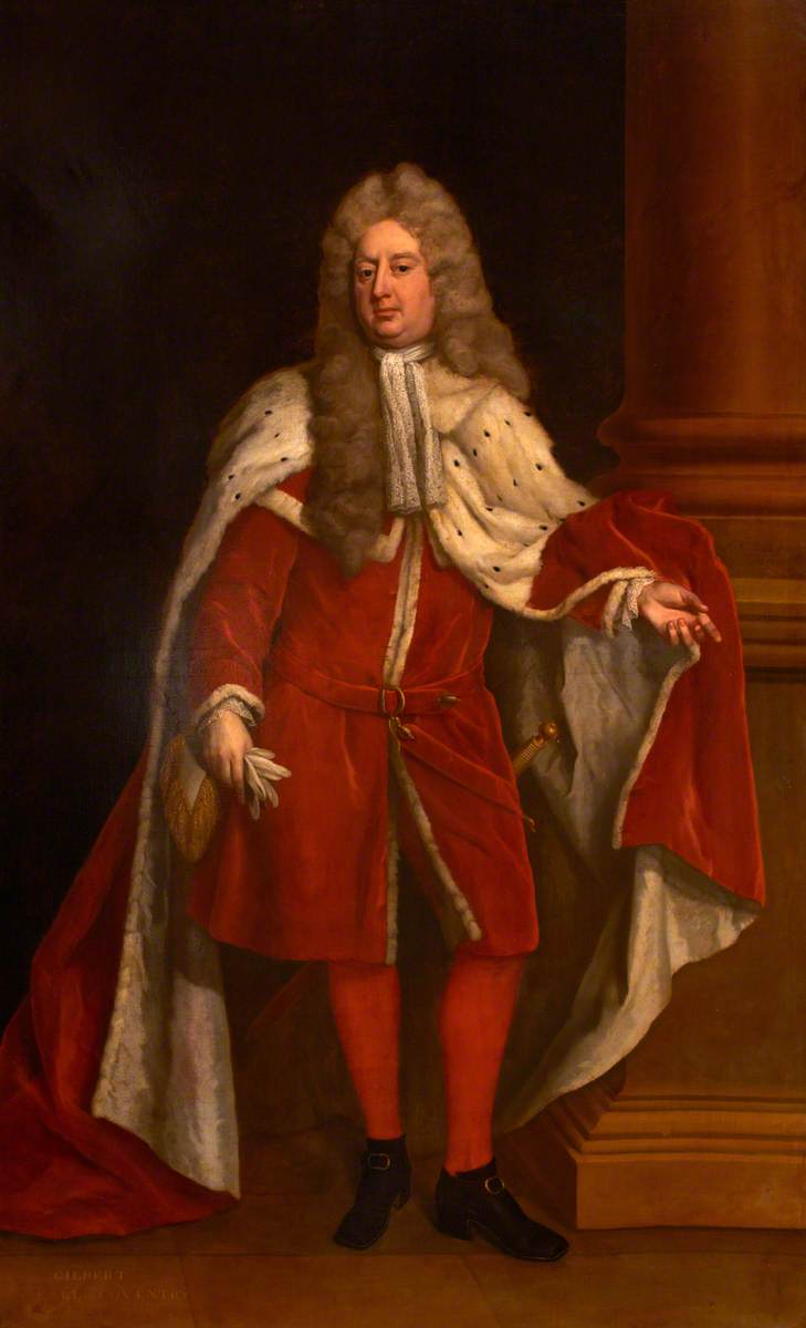 Gilbert Coventry, 4th Earl of Coventry