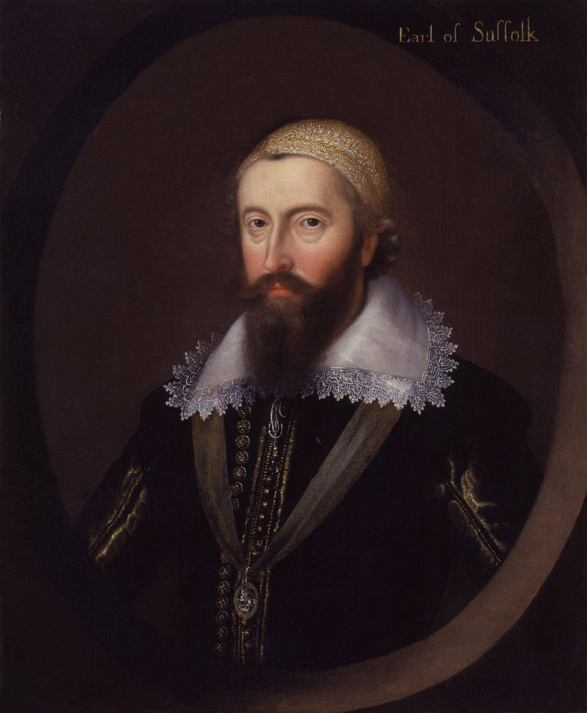 Thomas Howard, 1st Earl of Suffolk
