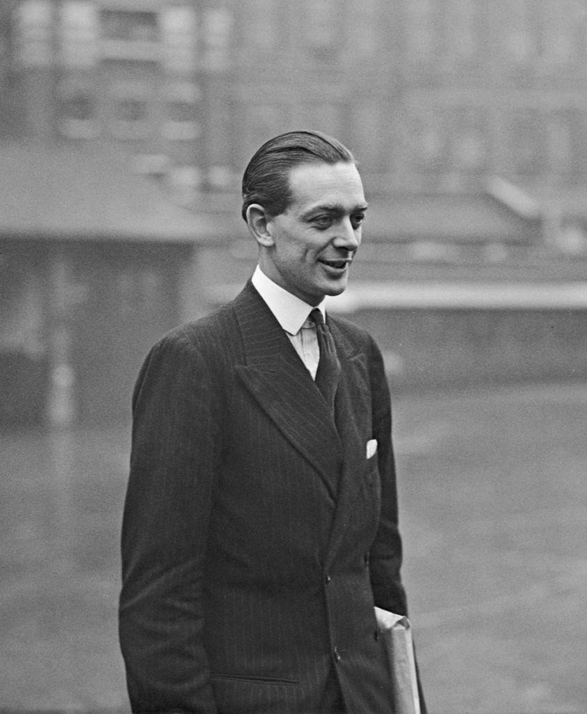 Edward Russell, 26th Baron de Clifford