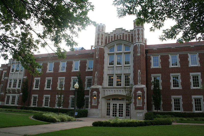 Ellison Hall at University of Oklahoma