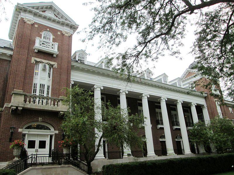English Building University of Illinois