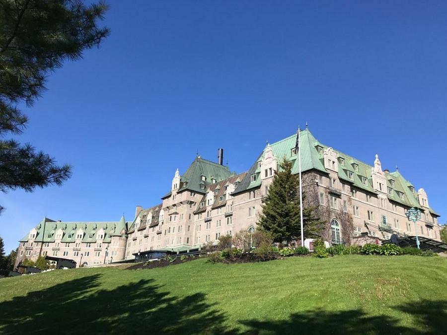 Fairmont Le Manoir Richelieu in La Malbaie, Quebec
