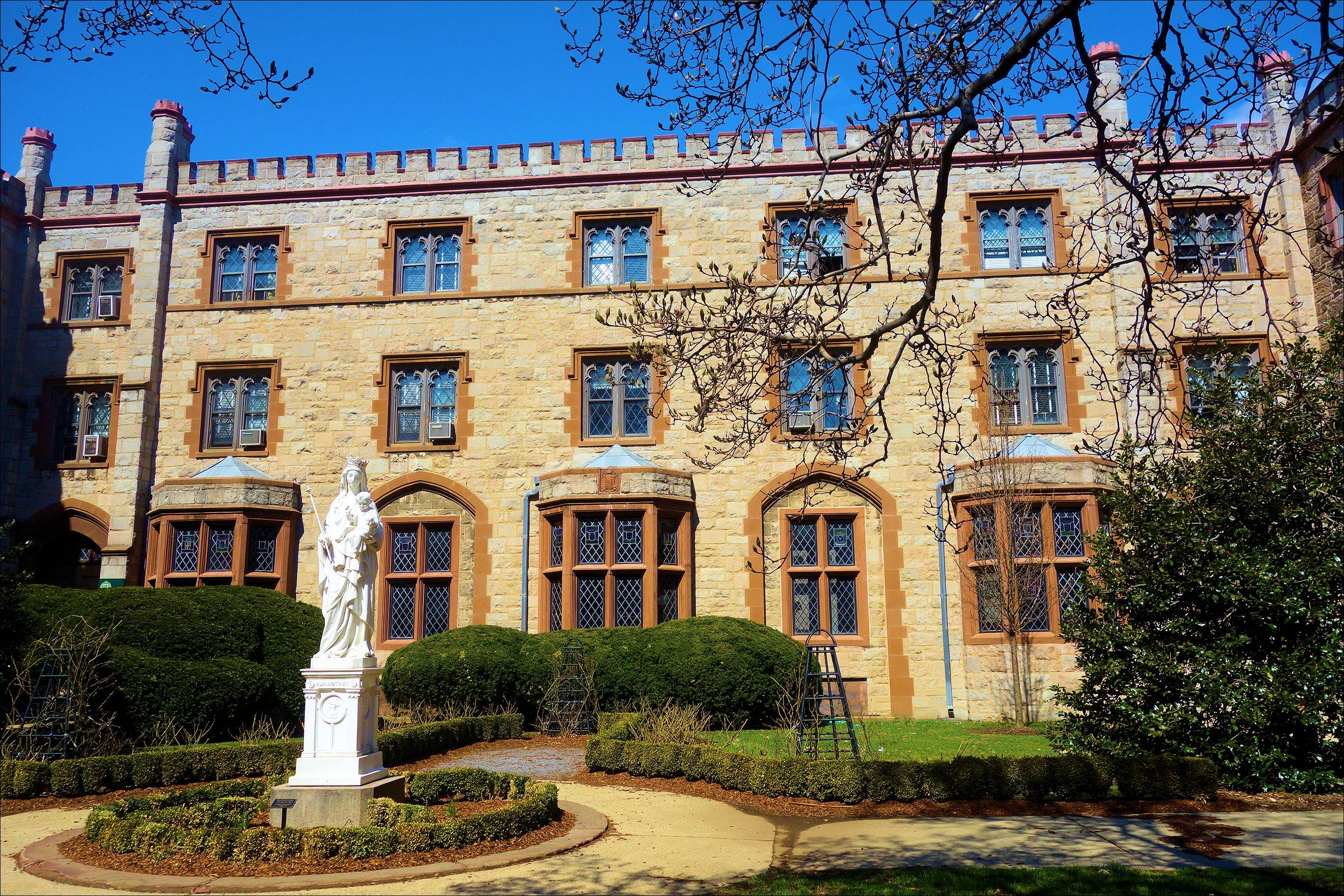 Fordham University Queen's Court