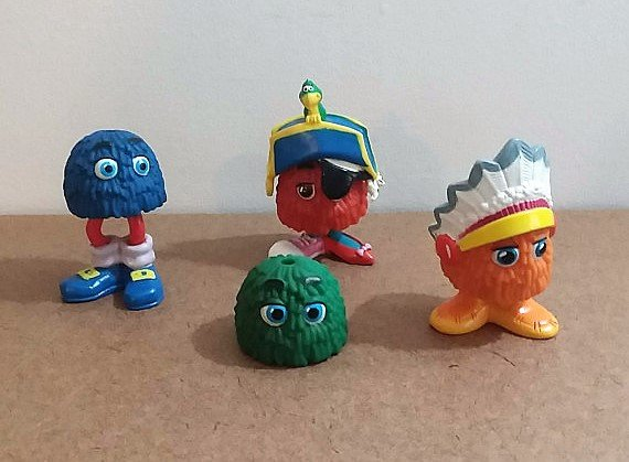 Check Out These Old McDonald's Happy Meal Toys and Let the Nostalgia