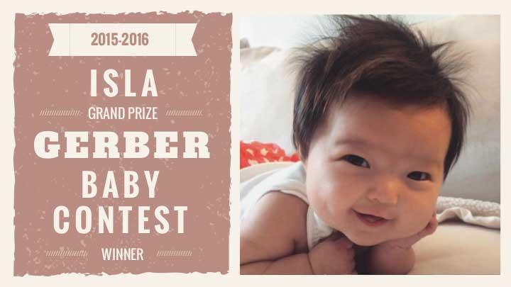 Gerber baby 2016
