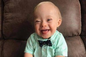 This Adorable 18-Month Old Baby With Down Syndrome Just Landed a Very Important Job