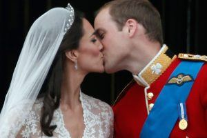 A Look Back at the Times Prince William and Kate Middleton Actually Showed PDA