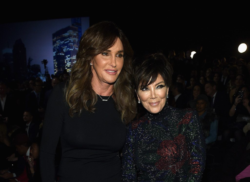 Kris and Caitlyn Janner