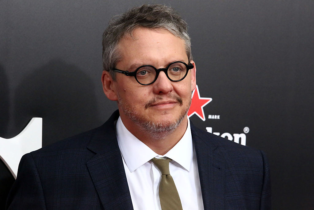 "Director Adam McKay attends ""The Big Short"" New York premiere at Ziegfeld Theater"