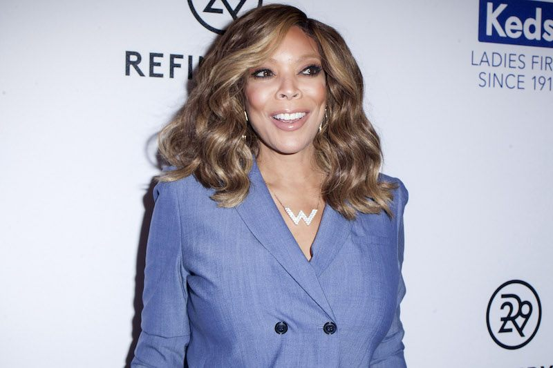 NEW YORK, NY - FEBRUARY 10: Wendy Williams attends the Keds Centennial Celebration at Center548 on February 10, 2016 in New York City.