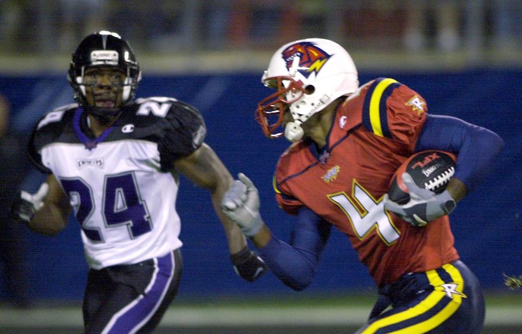 Orlando Rage, XFL