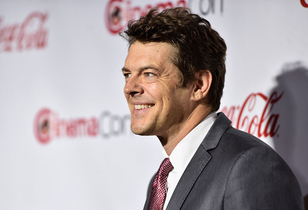 Producer Jason Blum, recipient of the Producer of the Year Award, attends the CinemaCon Big Screen Achievement Awards brought to you by the Coca-Cola Company at Omnia Nightclub at Caesars Palace during CinemaCon, the official convention of the National Association of Theatre Owners, on April 14, 2016 in Las Vegas, Nevada.