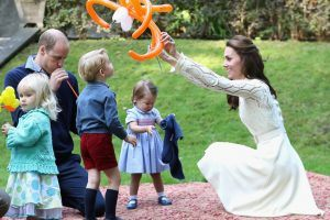 Why Princess Charlotte and Prince George Aren't Allowed Many Toys