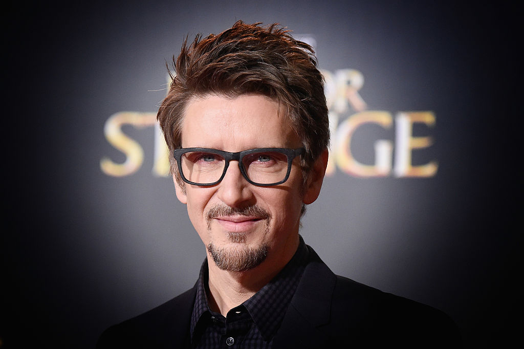 Director Scott Derrickson attends the Premiere of Disney and Marvel Studios' Doctor Strange on October 20, 2016 in Hollywood, California.