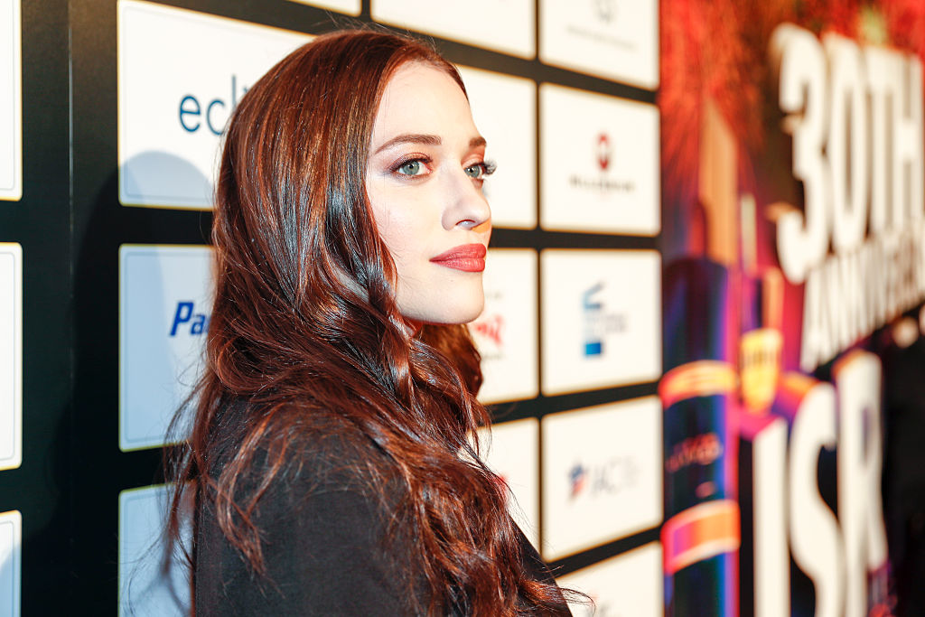 Actress Kat Dennings arrives at the Israel Film Festival 30th Anniversary Gala Awards Dinner at Regent Beverly Wilshire Hotel on November 9, 2016 in Beverly Hills, California.