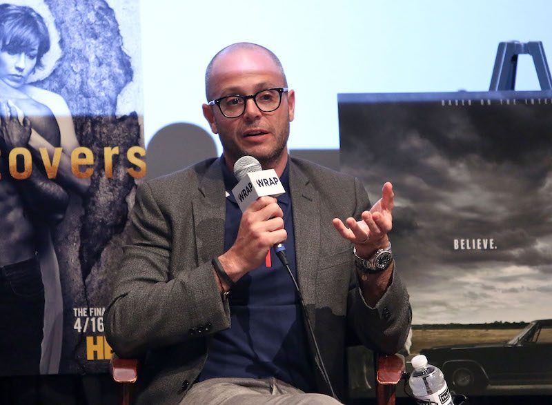 LOS ANGELES, CA - MAY 22: Showrunner Damon Lindelof attends TheWrap's Emmy Season Showrunner Panel: Drama at The Landmark on May 22, 2017 in Los Angeles, California. (Photo by Jesse Grant/Getty Images)