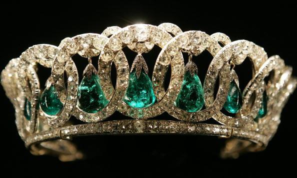 Queen Elizabeth II's Vladimir Tiara