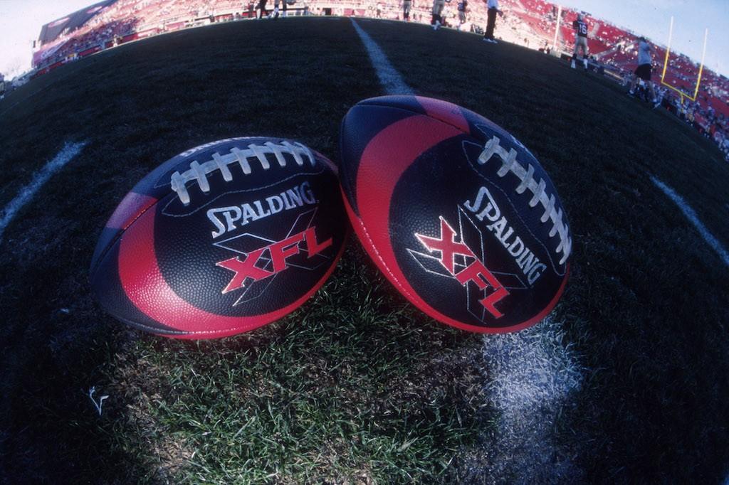 XFL Footballs