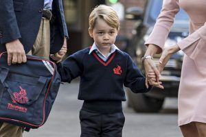 Kate Middleton Revealed Prince George's Favorite Movie and It's Adorable