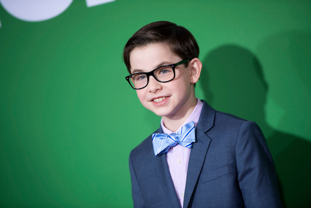 Actor Owen Wilder Vaccaro attends the Paramount pictures premiere of 'Daddy's Home 2', on November 5, 2017, in Westwood, California.
