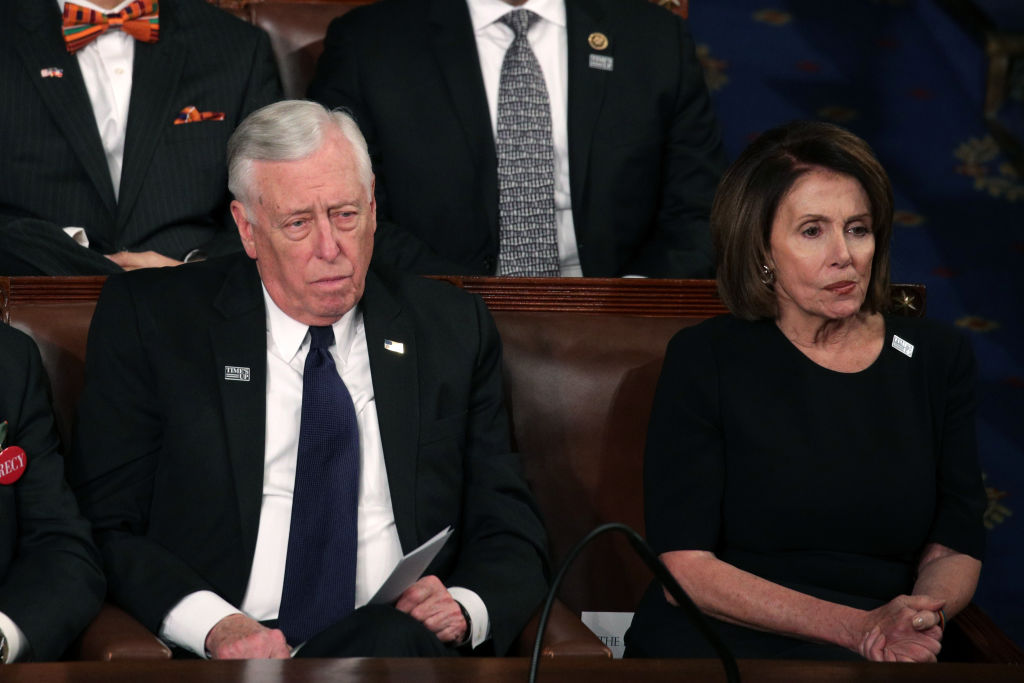 steny hoyer and nancy pelosi