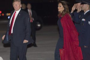 What Melania's Instagram Photos Reveal About the State of Her Marriage With Donald Trump