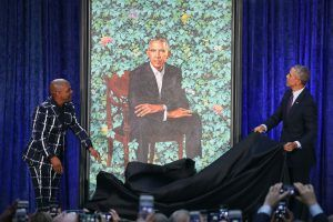 What People Love (And Hate) About Barack and Michelle Obama's Official Portraits