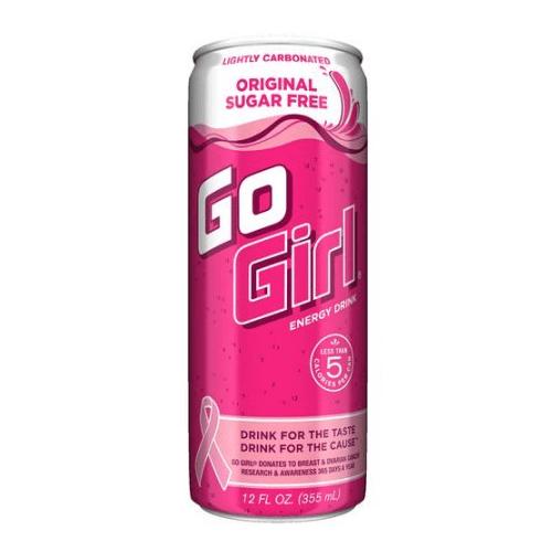 Go Girl energy drink