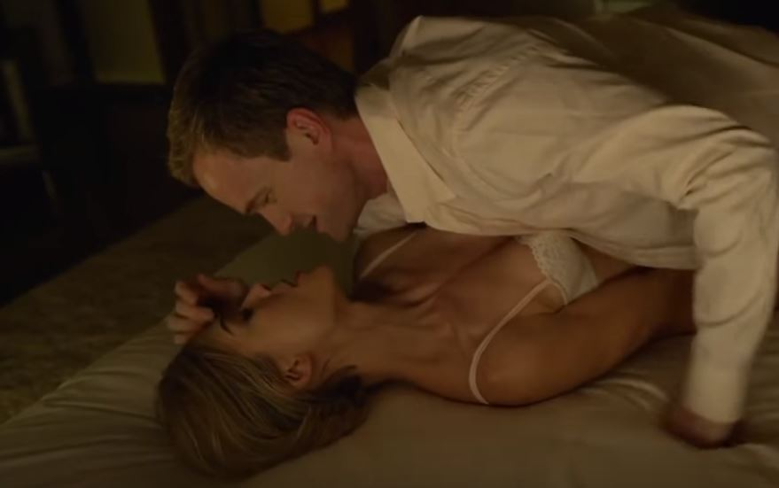 Rosamund Pike and Neil Patrick Harris in Gone Girl