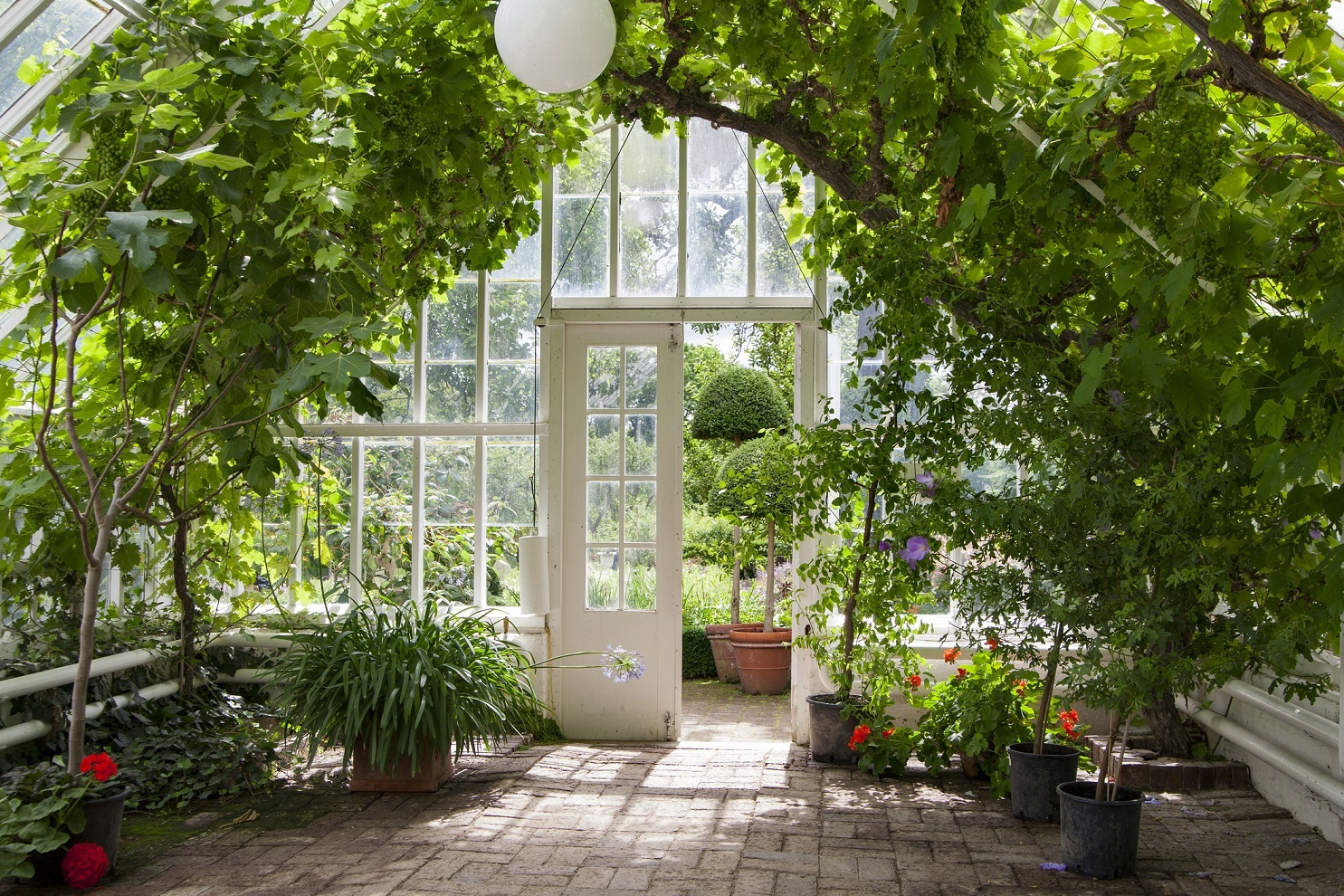Want A Backyard Greenhouse Like Joanna Gaines? Hereu0027s How To Get The Look