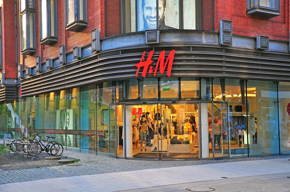 H&M flagship store
