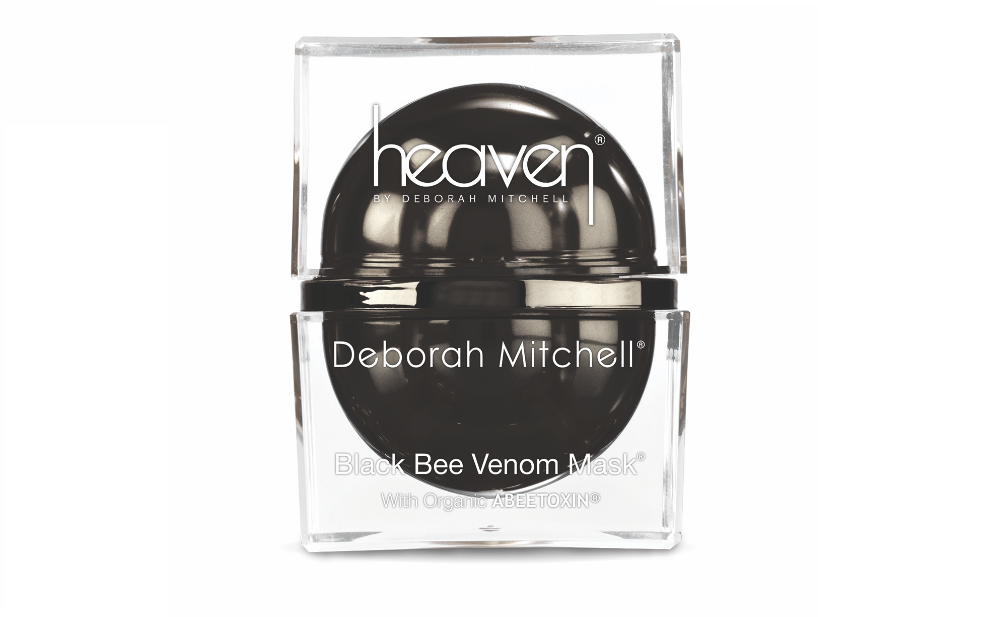 Heaven skincare black bee venom mask