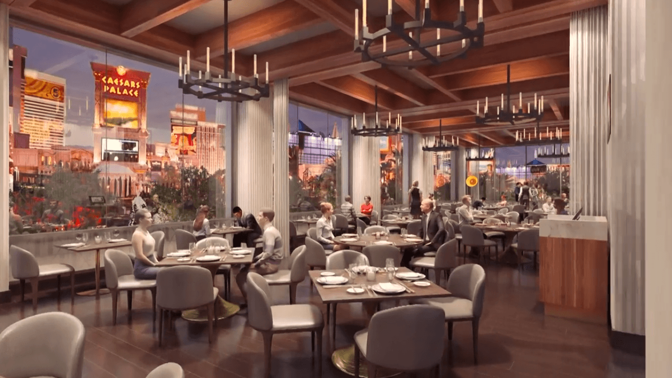 Gordon Ramsay\'s New Restaurant Dazzles on the Las Vegas Strip