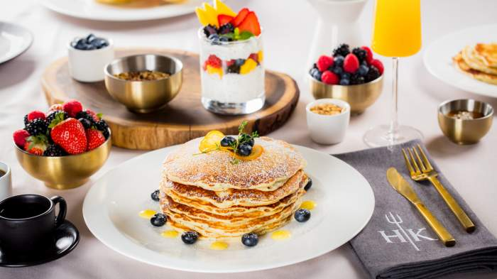 Hell's Kitchen Gordon Ramsay pancakes