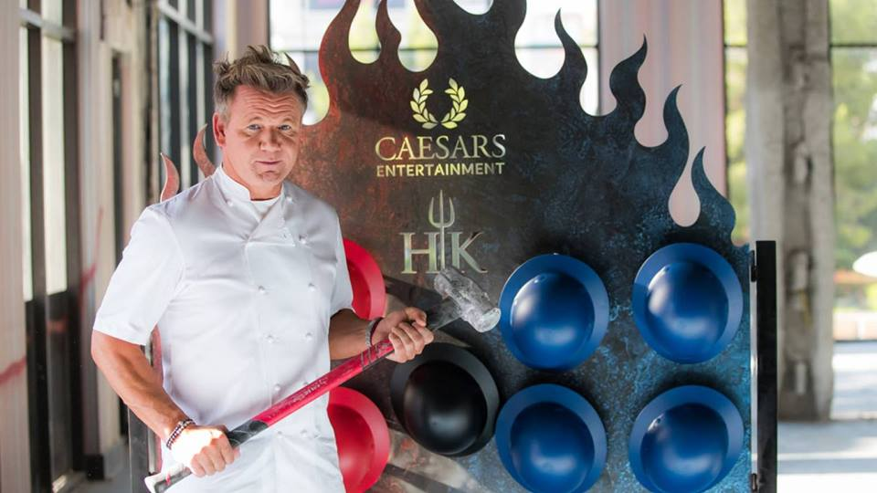 Gordon Ramsay S New Restaurant Dazzles On The Las Vegas Strip