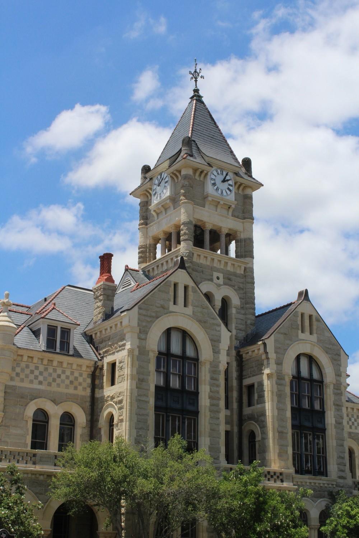 Courthouse Victoria Texas