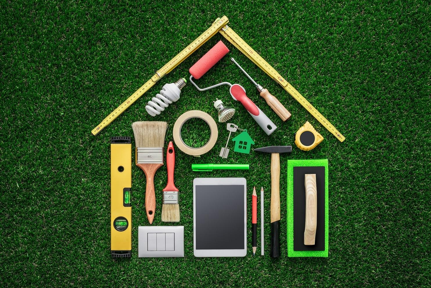 Home renovation and DIY idea