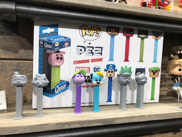 funko pez dispensers