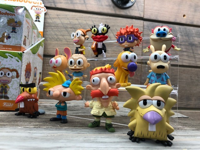 nickelodeon pop characters