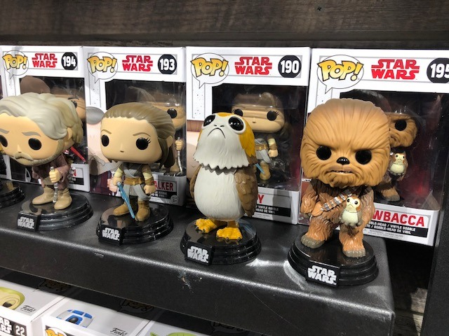 pop star wars bobbleheads