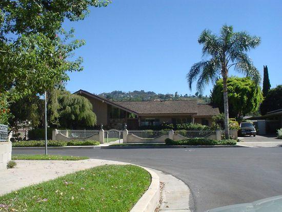 Brady Bunch house