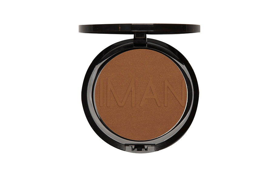 Iman cosmetics foundation